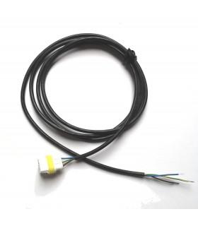 2 meter 230V-kabel til UPM3
